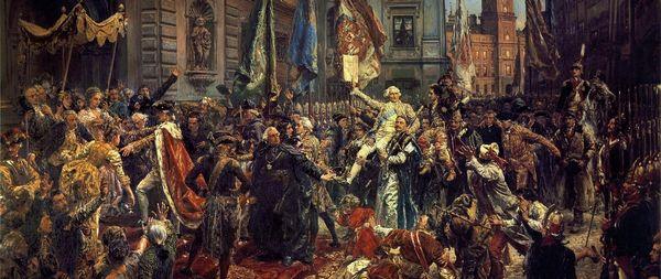 229-ая годовщина принятия Конституции 3 Мая