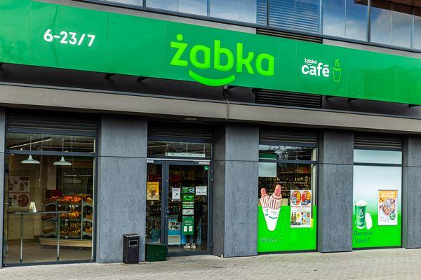 Żabka запускает новый сервис