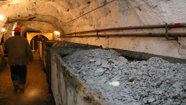 Ситуация на угольных шахтах Польши