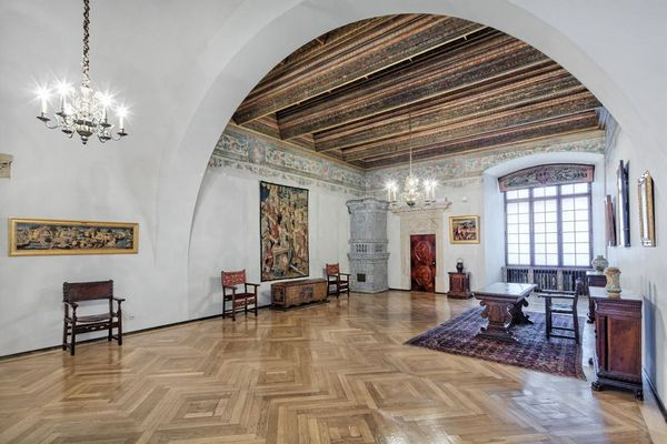 Королевский замок на Вавеле открыт к посещению