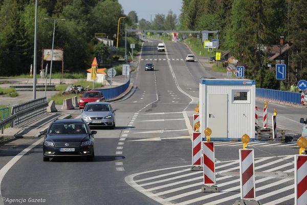 Открыты все границы со Словакией