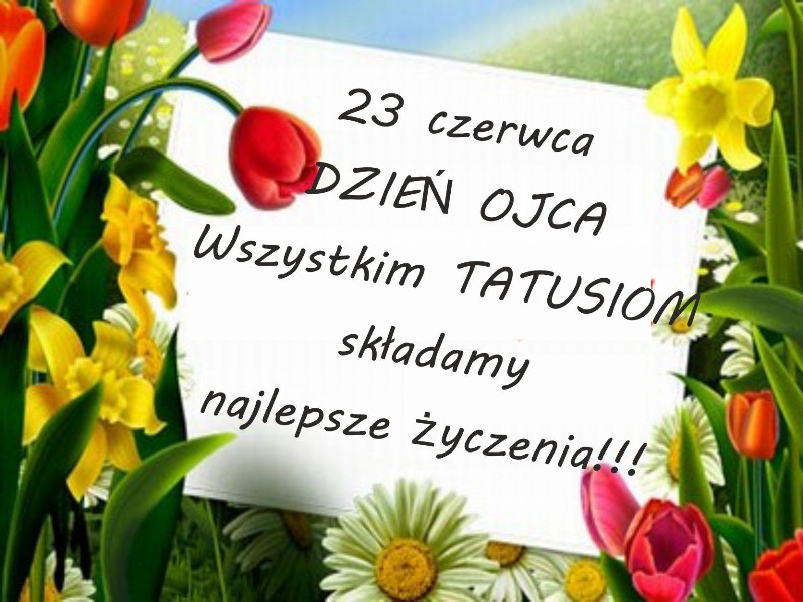 23 июня - день Отца в Польше