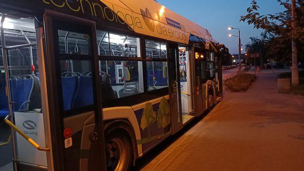 Купить билет у водителя общественного транспорта в Кракове будет не возможно