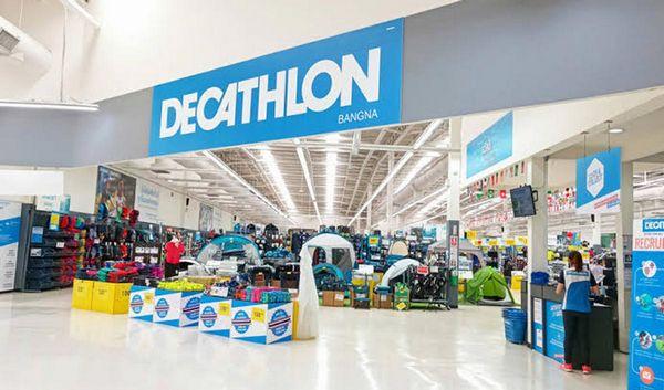 Украдена телефонная база клиентов сети Decathlon