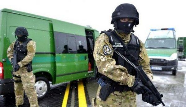 Полиция и пограничники предотвратили контрабанду рекордной партии наркотиков