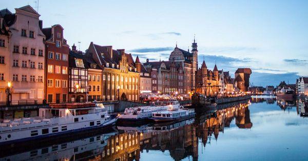 Туристические Варшава и Гданськ самые безопасные в Европе