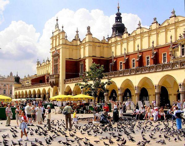 Скидка для туристов Кракова на общественном транспорте