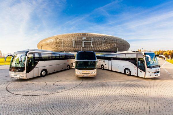 Автобусные рейсы Польша-Беларусь возобновляются