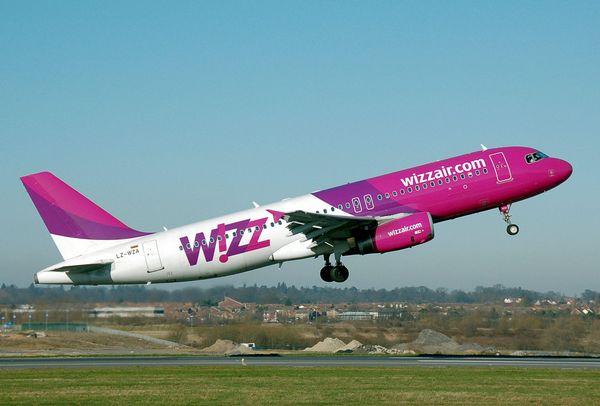 Скидка 30% на билеты Wizz Air на все направления