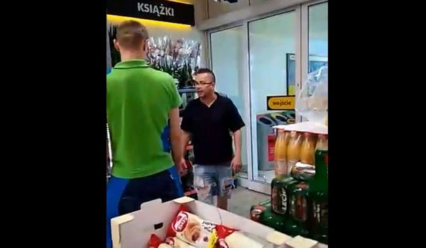 Ксенофобская атака поляка на работника с Украины в Бедронке