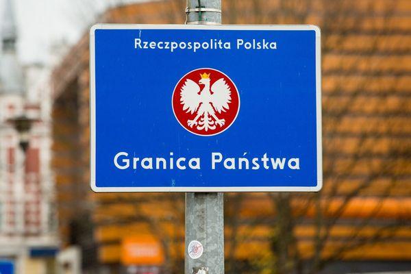 Украинцы с фальшивыми документами хотели пересечь границу Польши