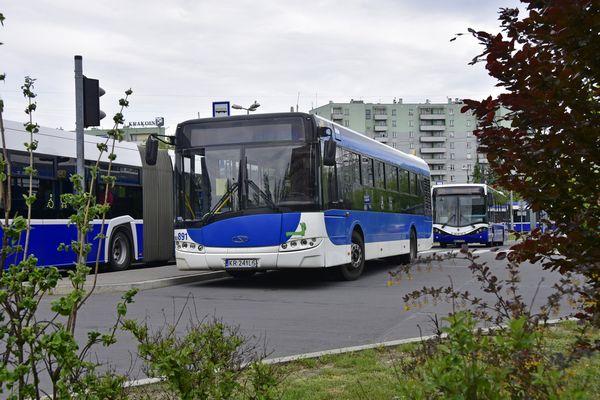 В Кракове ищут пассажиров автобусов линии 503 и 252