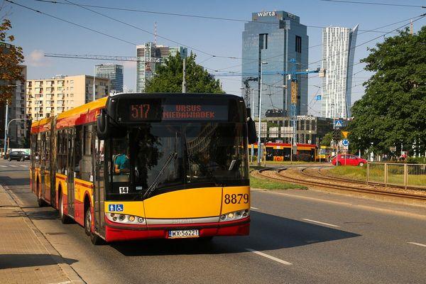 Новое приложение для оплаты билетов на общественный транспорт в Варшаве
