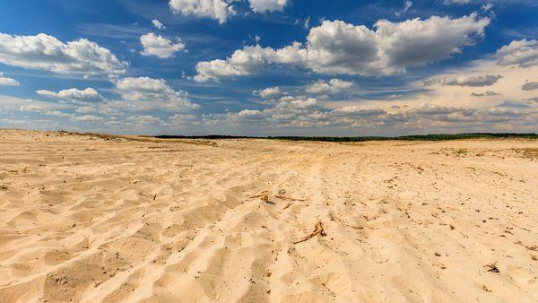 Самые интересные уголки польской пустыни Блендовской