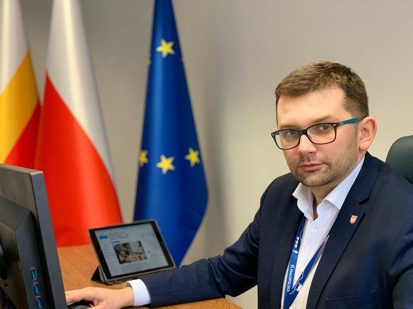 Малопольский воевода Лукаш Кмита заразился коронавирусом