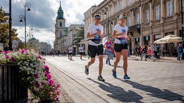 Варшавский Марафон состоится несмотря на пандемию