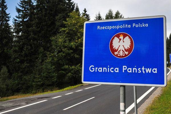 Пересечение границы Польши в период коронавируса