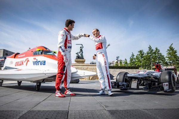 Необыкновенная гонка Формулы-1 в столице Польши