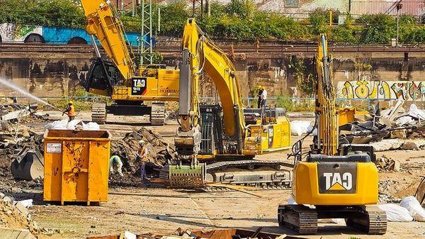 Строительство в Польше проигрывает кризису. Никто не ожидал такого плохого результата