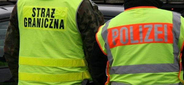На польско-немецкой границе было задержано пять иностранцев