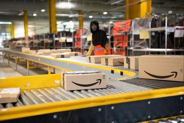 Amazon ищет новых работников