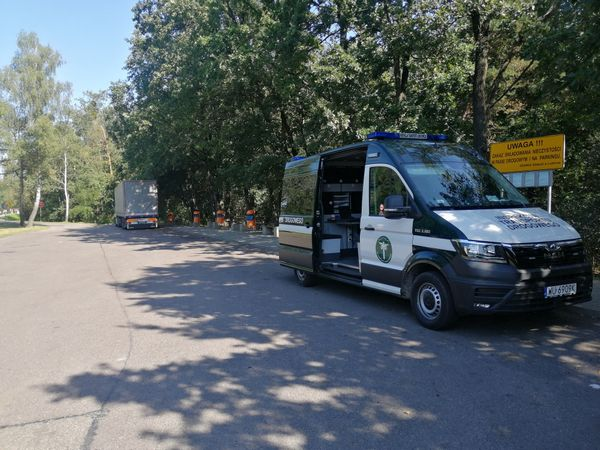Для водителей из Украины поездка в 6000 км. без отдыха закончилась немалым штрафом в Польше