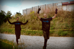 Команда PobytOK прошла чрезвычайно сложные препятствия от Runmageddon