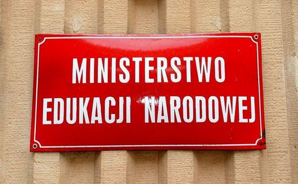 Ministerstwo Edukacji Narodowej
