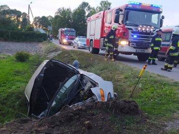 В Польше украинец во время тест-драйва разбил Chrysler, который хотел купить