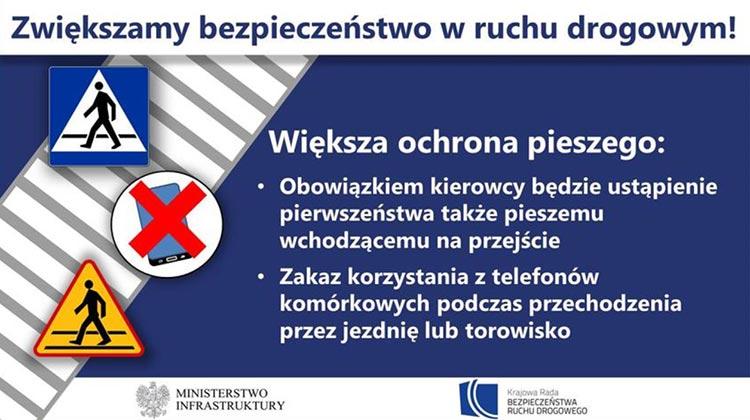 Новые правила для водителей в Польше