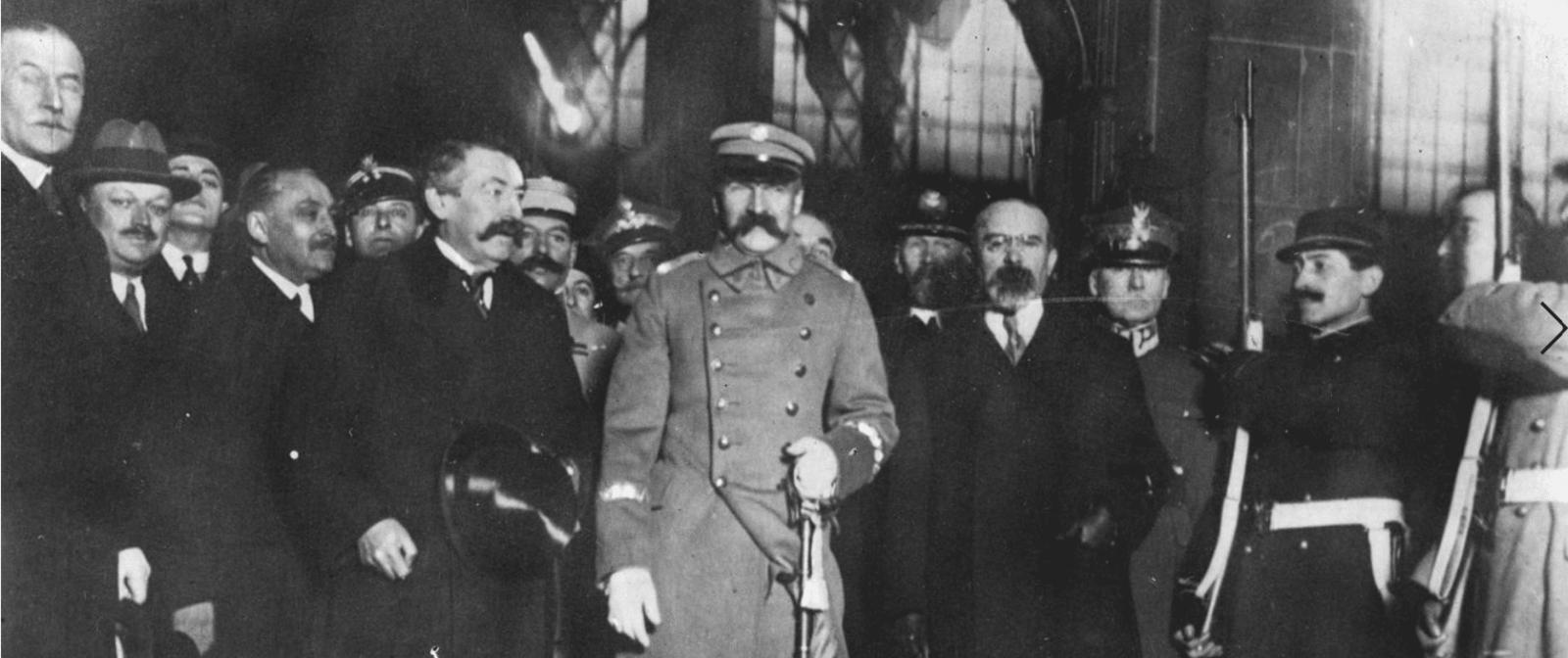 Польско-французскому союзному договору исполнилось 100 лет