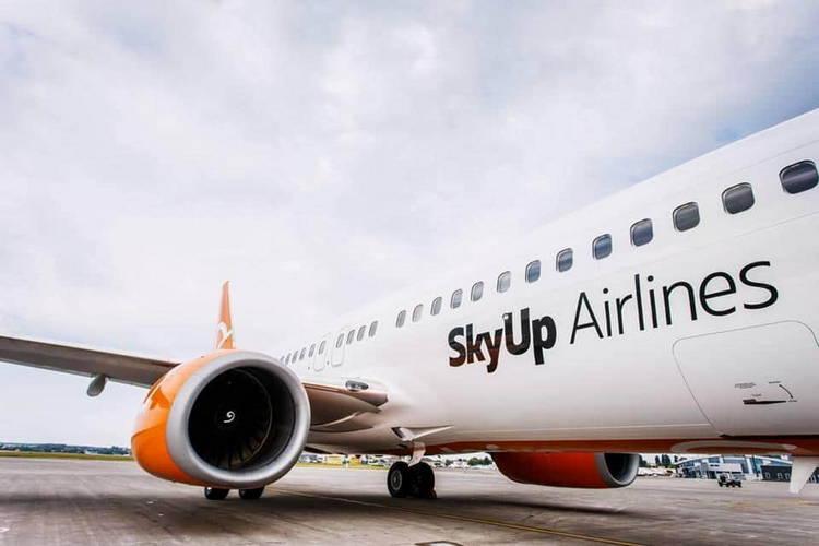 SkyUp весной запустит три новые авиарейсы из Украины в Польшу
