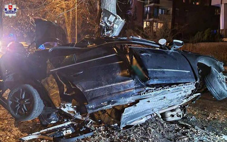 В Люблине в результате ДТП погибли двое граждан Украины