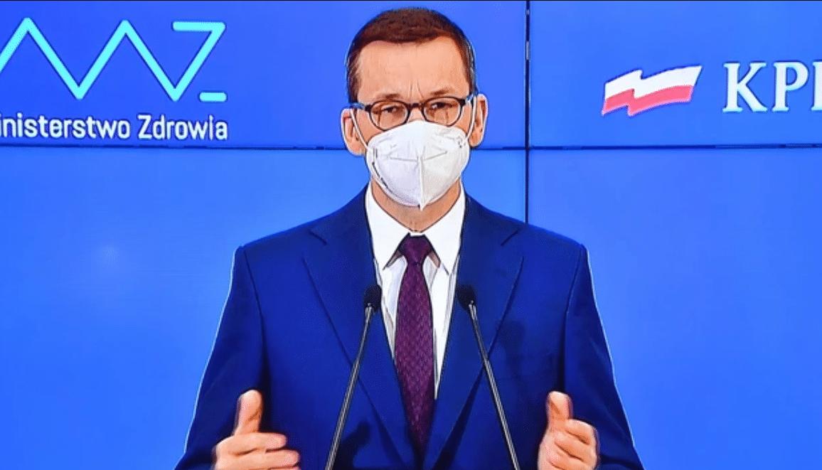 Правительство Польши ослабляет ограничения с 12 февраля