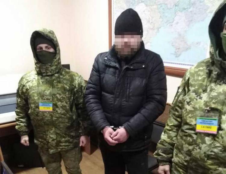Украинца которого пять лет разыскивали за умышленное убийство, задержали при попытке выезда в Польшу