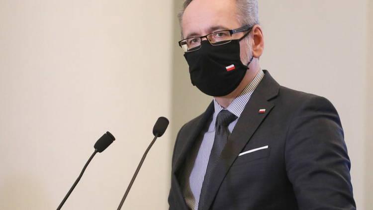 Глава Минздрава Польши заявил о третьей волне коронавируса