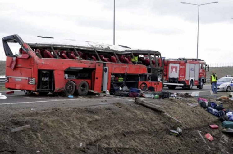 Автокатастрофа в Польше: водителю автобуса предъявлено обвинение