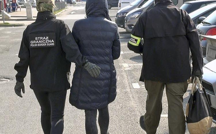 В Польше задержаны восемь граждан Украины за организацию незаконной миграции