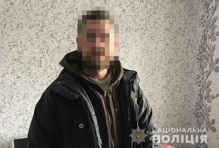 На Млиновщине полицейские обнаружили гражданина Польши, который два года нелегально проживал в Украине