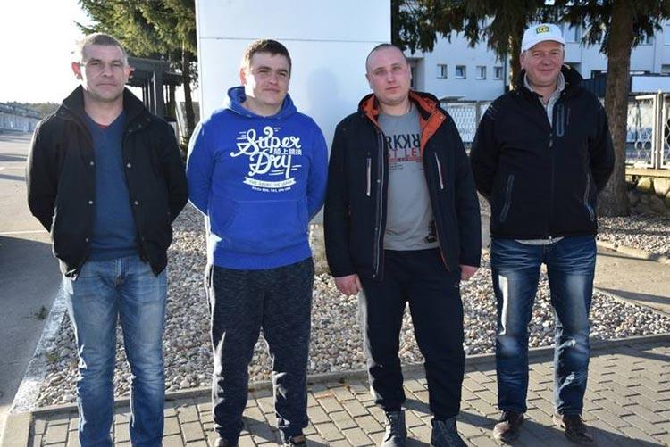 В Польше трое граждан из Украины спасли поляка