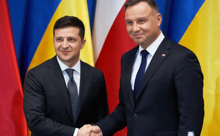 Президент Польши приедет в Украину на День Независимости