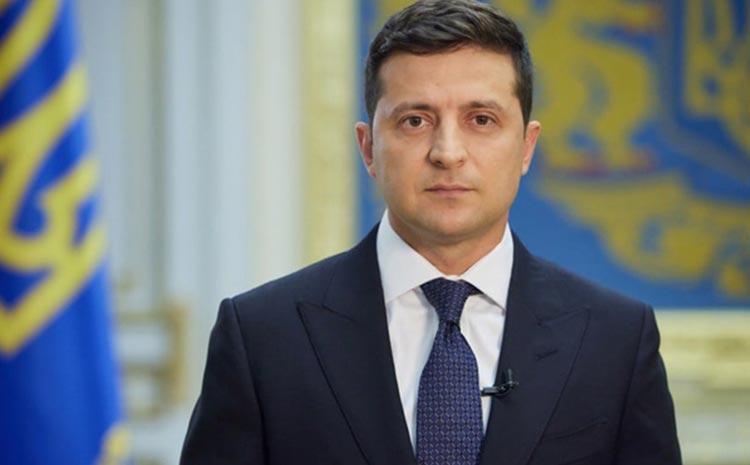 Президент Украины Владимир Зеленский 3 мая в Варшаве примет участие в саммите пяти президентов