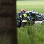 В Польше произошло ДТП с участием микроавтобуса с украинцами