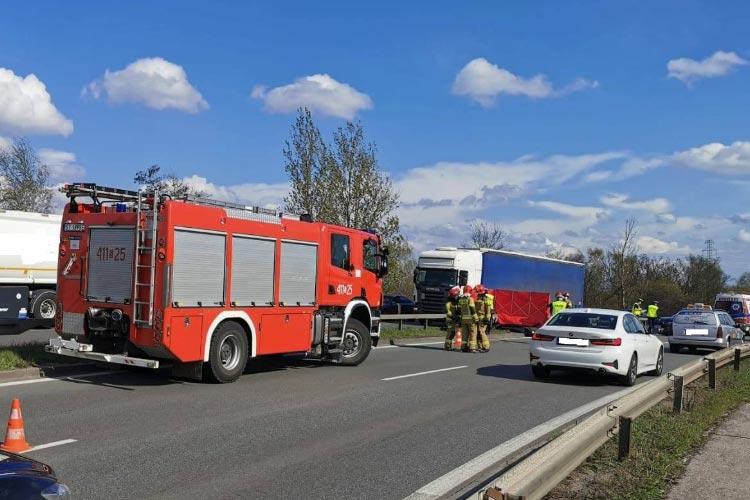 Гражданин Украины разбился насмерть на мотоцикле в Польше