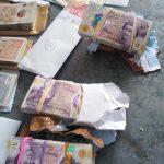 На границе с Польшей обнаружили коробки с фунтами стерлингов