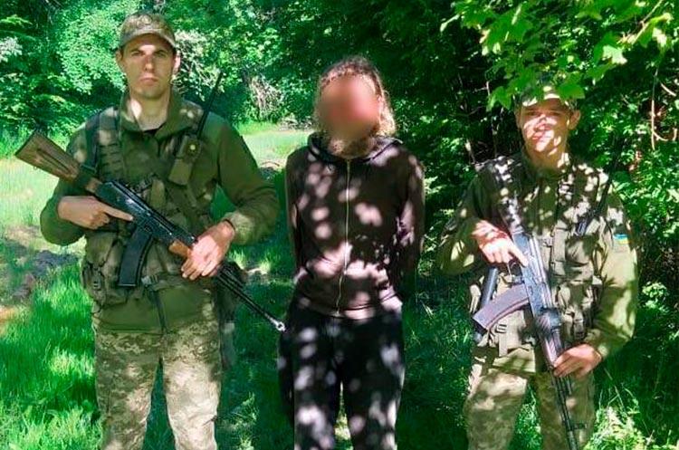 Украинские пограничники задержали гражданина Польши, который трижды пытался нелегально попасть в Украину на работу