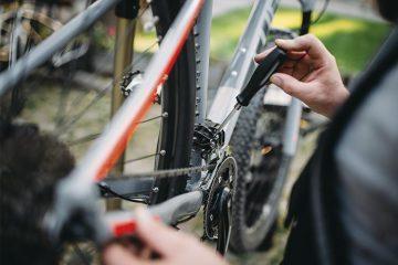 В Кракове проходит акция бесплатного технического осмотра велосипедов