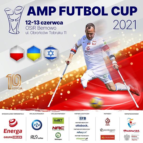 Сборная Украины по футболу среди лиц с инвалидностью сыграет в Варшаве с Польшей и Израилем