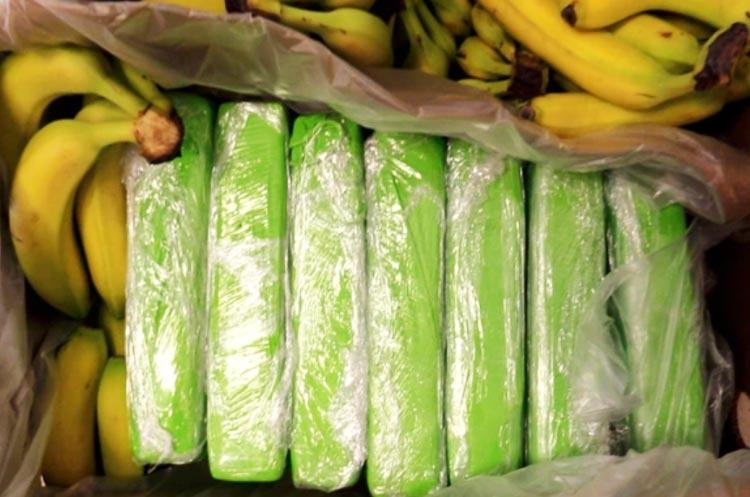 Партия кокаина попала в польские магазины вместе с бананами