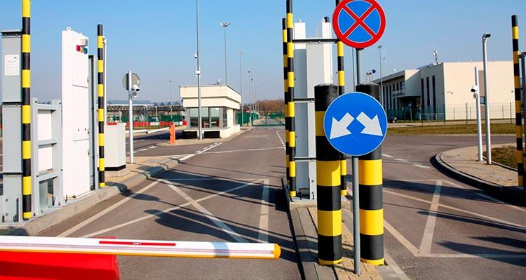 В среду 23 июня заработают три пункта пропуска на границе с Польшей